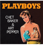 Vynil Chet Baker / Art Pepper - Playboys