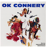 Vynil Ennio Morricone / Bruno Nicolai - Ok Connery (Limited Edition)