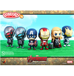 Avengers Age of Ultron (S) Mini Figure Set 9 cm