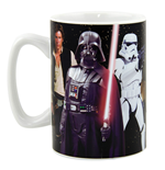 Star Wars Mug with Sound Characters