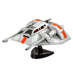 Star Wars Episode VII Model Kit 1/52 Snowspeeder 10 cm