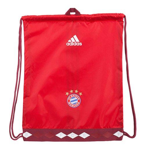 0ecd0c3f42 Buy Official 2015-2016 Bayern Munich Adidas Gym Bag (Red)