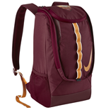 2015-2016 AS Roma Nike Allegiance Backpack (Maroon)