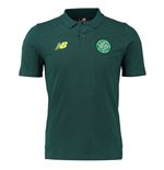 2015-2016 Celtic European Training Polo Shirt (Green)