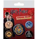 Harry Potter Pin Set