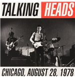 Vynil Talking Heads - Chicago August 28, 1978