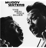 Vynil Muddy Waters - The Real Folk Blues