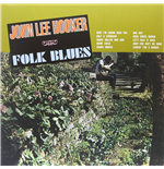 Vynil John Lee Hooker - Folk Blues