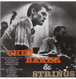 Vynil Chet Baker - With Strings - Clear (Limited edition)