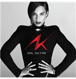 Vynil Alicia Keys - Girl On Fire (2 Lp)