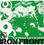 Vynil Strike Anywhere - Iron Front