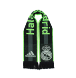 2015-2016 Real Madrid Adidas Scarf (Medium Grey)