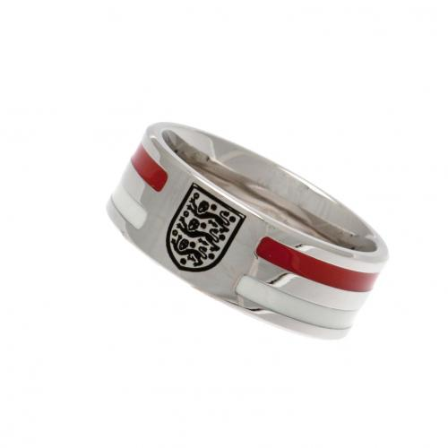 England F.A. Colour Stripe Ring Medium