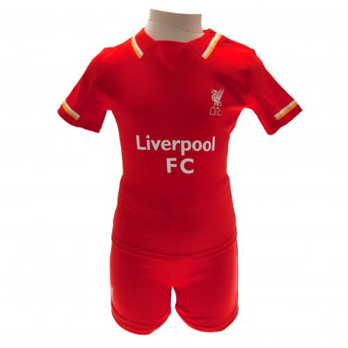 Liverpool F.C. Shirt & Short Set 18/23 mths
