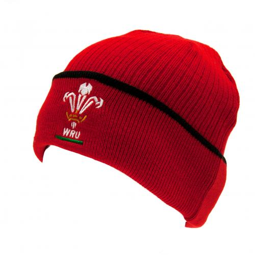 Wales R.U. Knitted Hat TU