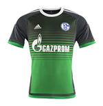 2015-2016 Schalke Adidas Third Football Shirt