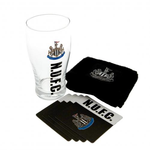 Newcastle F.C. Mini Bar Set