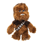 Star Wars Plush Figure Chewbacca 17 cm