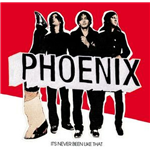 Vynil Phoenix - It's Never Been Like That