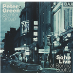 Vynil Peter Green Splinter Group - Soho Live At Ronnie Scott's (2 Lp)