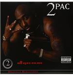 Vynil 2pac - All Eyez On Me Explicit Version