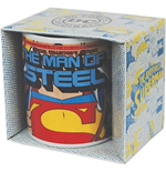 Superman Mug - Man Of Steel