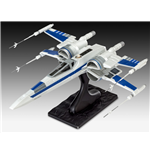 Star Wars Episode VII EasyKit Model Kit Resistance X-Wing Fighter 25 cm