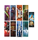 Star Wars 3D Bookmark Characters Assortment (18)