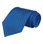 PAYDAY 2 $2 Logo Pattern Real Silk Tie, Blue