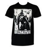 BATMAN White Card Tee Shirt