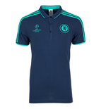 2015-2016 Chelsea Adidas EU Polo Shirt (Blue)