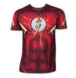FLASH Sublimated Costume Tee Shirt