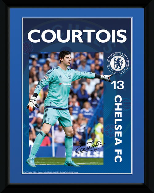 Chelsea Courtois 15/16 Framed Collector Print