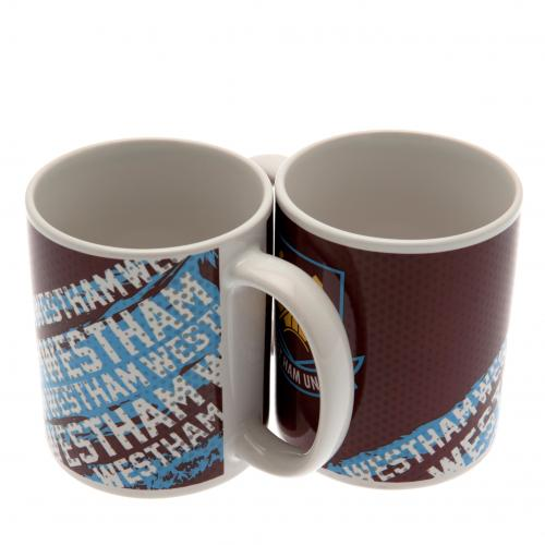 West Ham United F.C. Mug IP