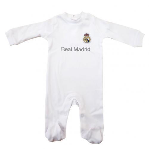 Real Madrid F.C. Sleepsuit 12/18 mths