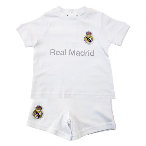 Real Madrid F.C. Shirt & Short Set 9/12 mths
