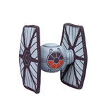 Star Wars Episode VII Plush Vehicle Tie Fighter 18 cm