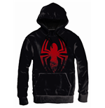 Spider-Man Hooded Sweater Logo