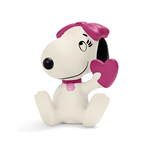 Peanuts Figure Belle with Heart 6 cm