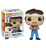 Napoleon Dynamite POP! Movies Vinyl Figure Uncle Rico 9 cm