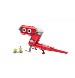 Minions Mega Bloks Construction Set Supervillain Jet