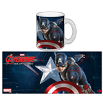 Avengers Age of Ultron Mug Captain America