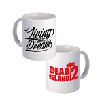 Dead Island 2 Mug Living the Dream