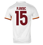 2015-16 Roma Away Shirt (Pjanic 15)