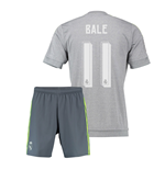 2015-16 Real Madrid Away Mini Kit (Bale 11)