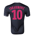 2015-16 PSG 3rd Shirt (Ibrahimovic 10) - Kids