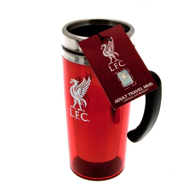 Liverpool F.C. Aluminium Travel Mug