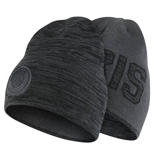 056436adf66 Buy Official 2015-2016 PSG Nike Reversible Beanie (Anthracite)