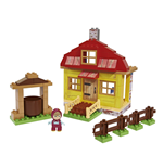 Masha and the Bear Lego and MegaBloks 176767