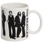 Beatles Mug - White